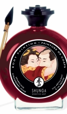Edible Body Paint Strawberry Shunga