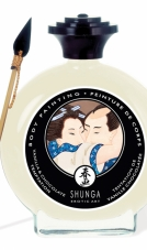 Edible Body Paint White Chocolate Shunga