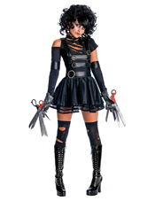 Edward Scissorhands Miss Scissorhands Costume Rubies