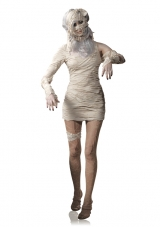 Egyptian Mummy Costume Leg Avenue