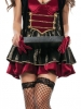 Elegant Cigarette Girl Adult Costume