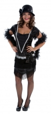 Elegant Flapper Adult Costume Buy Seasons