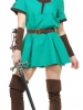 Elf Warrior Princess Adult Costume Charades Costumes