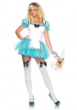 Enchanted Alice Costume Leg Avenue
