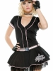 Fast Pitch Costume