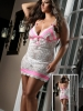 Feminine Fitted Chemise G World Collections
