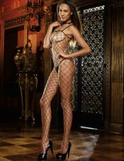 Fence Net Bodystocking Dreamgirl