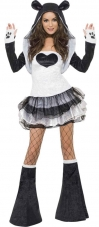 Fever Panda Adult Costume