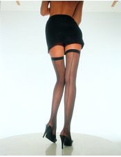 Fishnet Stocking with Back Seam Leg Avenue