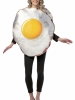 Fried Egg Adult Cotume Costume