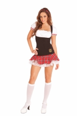 Frisky Freshmen 2 Pc Costume
