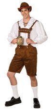 German Guy Adult Costume
