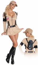 Ghostbusters Sexy Adult Costume Rubies