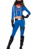 GI Joe Cobra Girl Costume