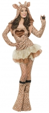 Giraffe Tutu Dress Costume