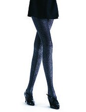 Glitter Lurex Tights Leg Avenue