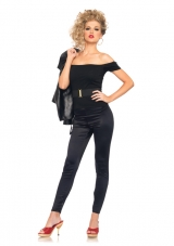 Grease Bad Sandy Costume Leg Avenue