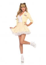 Grease Good Sandy Costume Leg Avenue