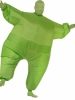 Green Inflatable Suit