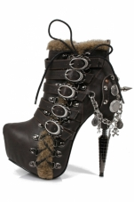 Hades Adler Ankle Boots Hades