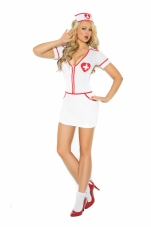 Heart Throb Hottie 2 Pc Costume