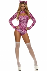 Here Kitty Kitty Sexy Cat Costume Forplay