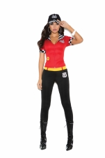 High OcBrowne Honey 3 Pc Costume