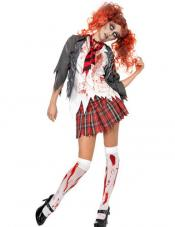 Highschool Horror School Costume