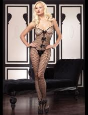 Industrial Bow Bodystocking Leg Avenue