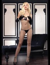 Industrial Cameo Bodystocking Leg Avenue