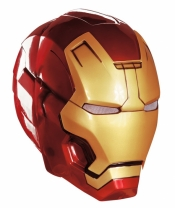Iron Man 3 Mark 42 Deluxe Adult Helmet