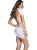 Jamie Lace Up Dress Forplay