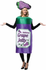 Jelly Jar Adult Costume