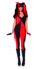 Jingle Jester Costume Leg Avenue