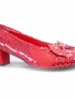Judy Sequin (Red) Shoes