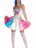 Katy Perry Candy Girl Adult Costume Rubies
