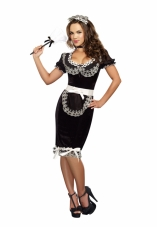 Keep It Clean Maid Costume Dreamgirl