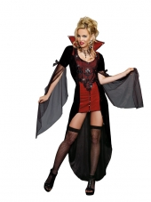 Killing Me Softly Vampire Costume