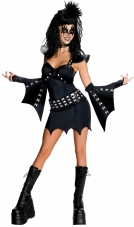 KISS Demon Deluxe Sexy Adult Costume Rubies