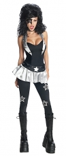 KISS The Starchild Costume Dress Rubies
