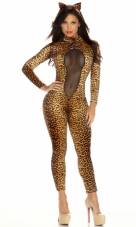 Kitty Kat Costume Forplay