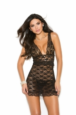 Lace Babydoll Elegant Moments