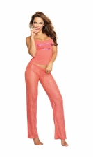 Lace Pants Pajama Set Dreamgirl