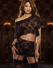 Lace Seduction Set