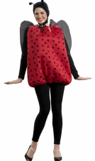 Lady Bug  Adult Costume Forum Novelties
