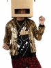 LMFAO Shuffle Bot Party Rock Anthem Adult Costume Rubies