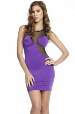 Logan Floating Cup Illusion Dress Forplay