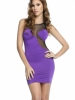 Logan Floating Cup Illusion Dress