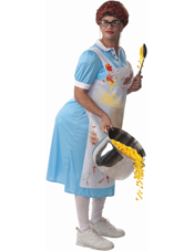 Lunch Lady Costume