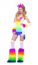 Magical Unicorn Costume Leg Avenue